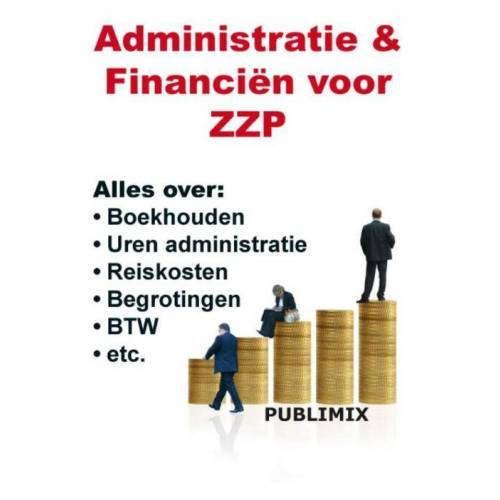 Administratie voor ondernemers - P.C. Bosman (ISBN: 9789086710430)