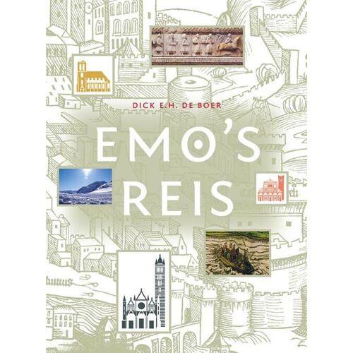 Emo's reis - Dick E.H. de Boer (ISBN: 9789087047009)