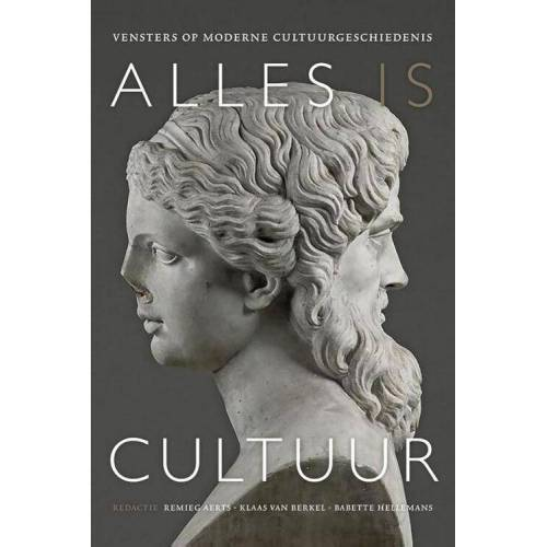 Alles is cultuur - (ISBN: 9789087047528)