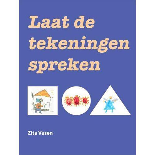 Laat de tekeningen spreken - Zita Vasen (ISBN: 9789087594909)