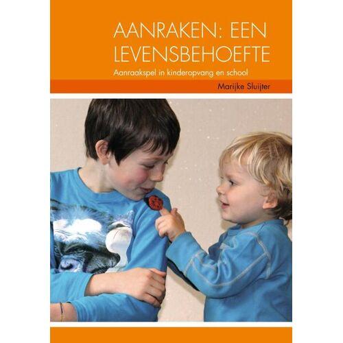 Aanraken, een levensbehoefte - Marijke Sluijter (ISBN: 9789088507526)