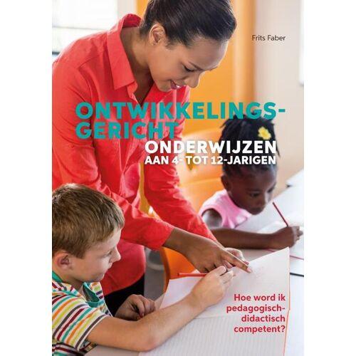 Ontwikkelingsgericht onderwijzen aan 4- tot 12-jarigen - Frits Faber (ISBN: 9789088507991)