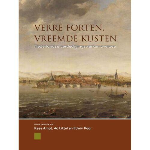 Verre forten, vreemde kusten - (ISBN: 9789088904493)