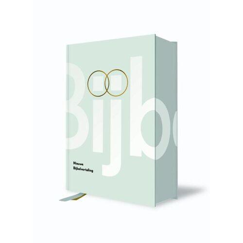 Bijbel Nieuwe Bijbelvertaling - Huwelijkseditie - (ISBN: 9789089120151)