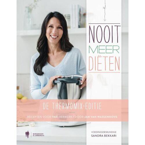 Nooit meer Diëten, de Thermomix-editie - Sandra Bekkari (ISBN: 9789089317643)