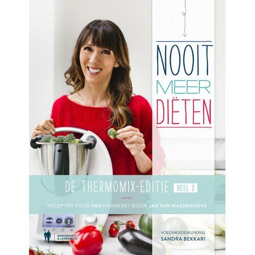 Nooit meer diëten - De Thermomix editie 2 - Jan van Wassenhove, Sandra Bekkari (ISBN: 9789089319678)