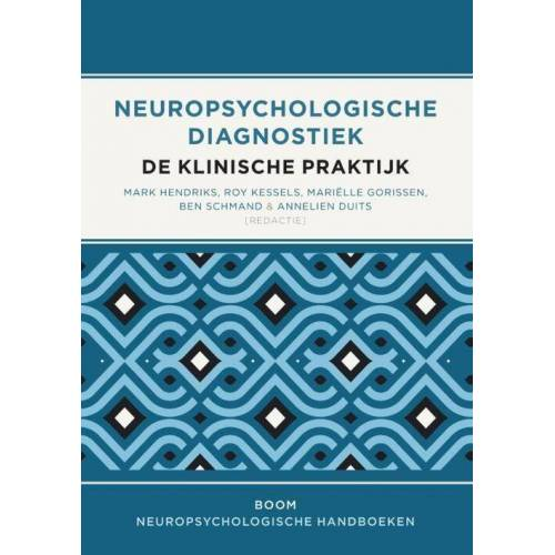 Neuropsychologische diagnostiek - (ISBN: 9789089532527)