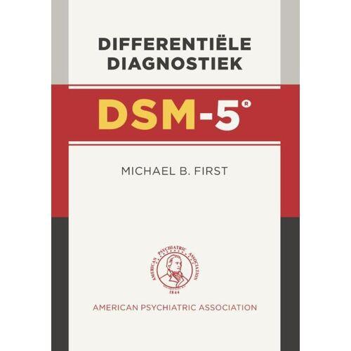 Differentiële diagnostiek DSM-5 - Michael B. First (ISBN: 9789089533784)