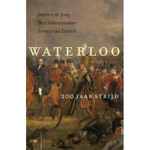 Waterloo - 200 jaar strijd - Ben Schoenmaker (ISBN: 9789089534743)