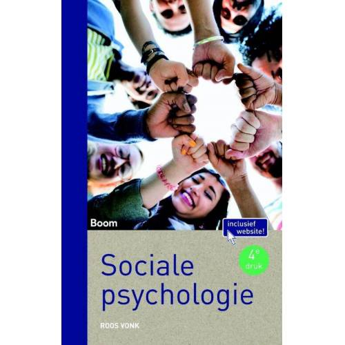 Sociale psychologie - (ISBN: 9789089537850)