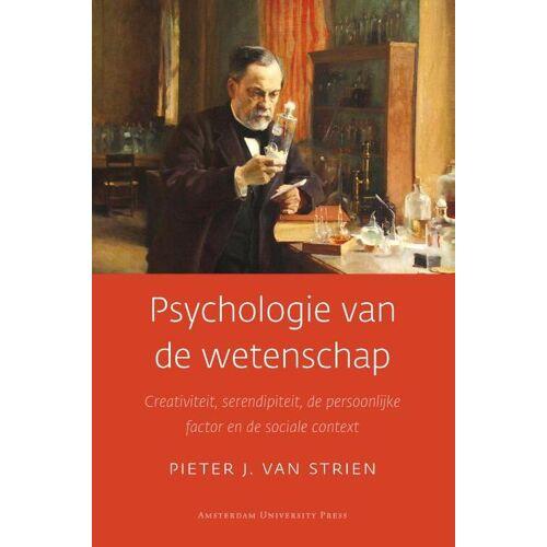 Psychologie van de wetenschap - Pieter van Strien (ISBN: 9789089643056)