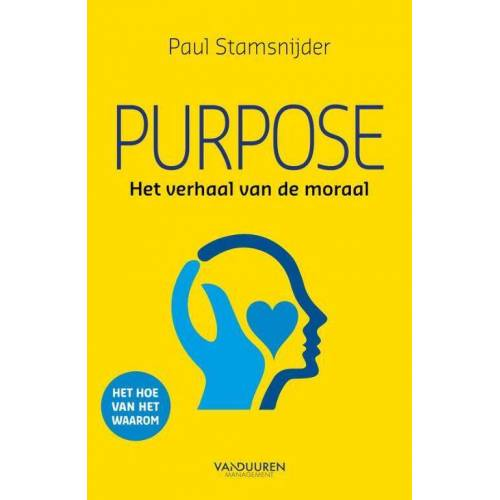 Purpose - Paul Stamsnijder (ISBN: 9789089654816)