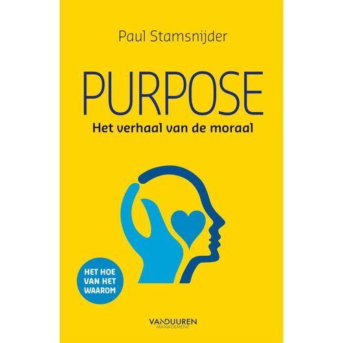 Purpose - Paul Stamsnijder (ISBN: 9789089654823)