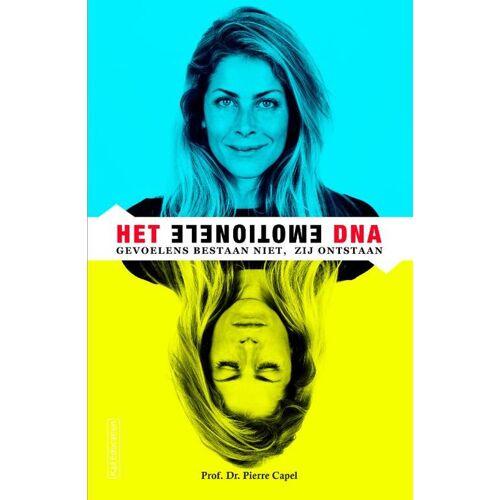 Het Emotionele DNA - Pierre Capel (ISBN: 9789090309637)