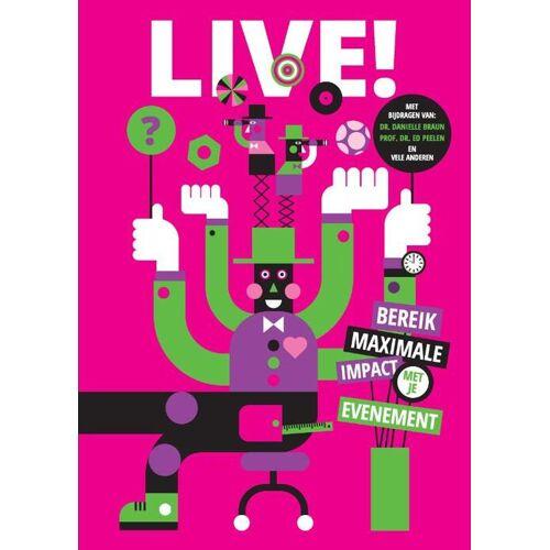 Live! - B Eventmarketing (ISBN: 9789090310527)
