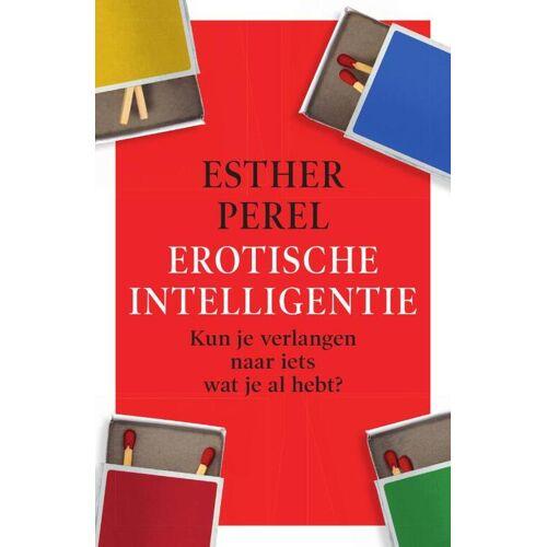 Erotische intelligentie - Esther Perel (ISBN: 9789400512320)
