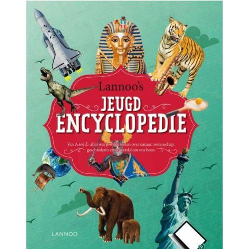 Lannoo's jeugdencyclopedie - (ISBN: 9789401412452)