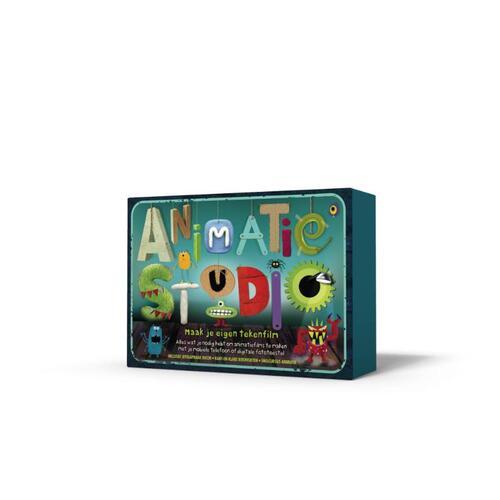 Animatie studio - (ISBN: 9789401417747)