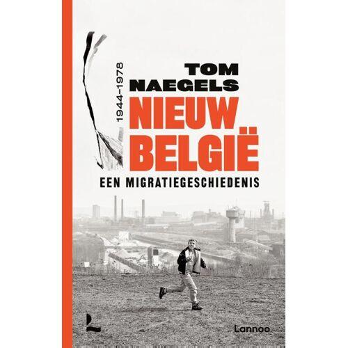 Nieuw België - Tom Naegels (ISBN: 9789401434508)