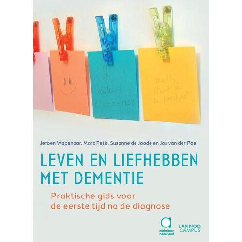 Leven en liefhebben met dementie - Jeroen Wapenaar (ISBN: 9789401436021)