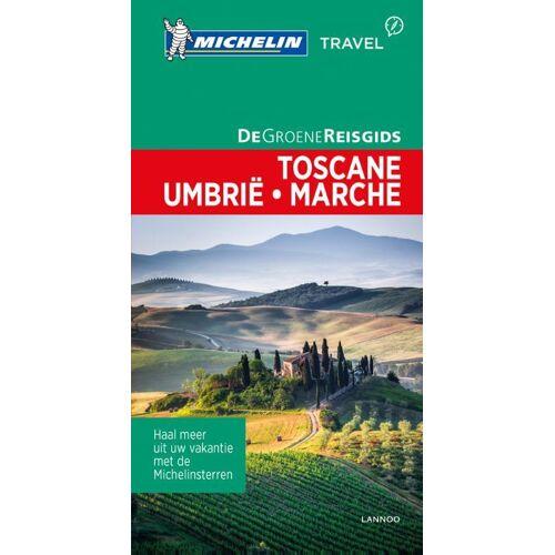 De Groene Reisgids - Toscane/Umbrië/Marche - Michelin (ISBN: 9789401439541)