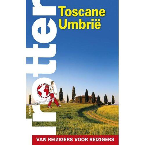 Trotter Toscane/Umbrië - Philippe Gloaguen (ISBN: 9789401440127)