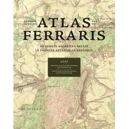 De Grote Atlas van Ferraris / Le Grand Atlas de Ferraris - (ISBN: 9789401442589)
