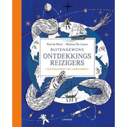 Buitengewone ontdekkingsreizigers - Paul de Moor (ISBN: 9789401450195)