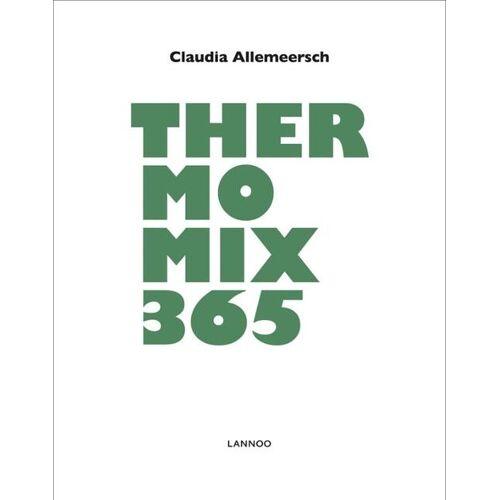 Thermomix 365 - Claudia Allemeersch (ISBN: 9789401450775)
