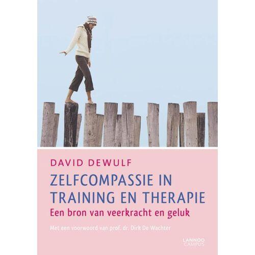Zelfcompassie in training en therapie - David Dewulf (ISBN: 9789401451109)