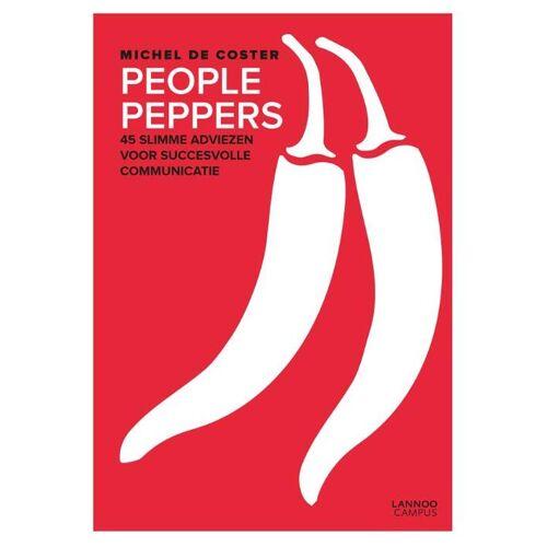 People peppers - Michel de Coster (ISBN: 9789401453608)