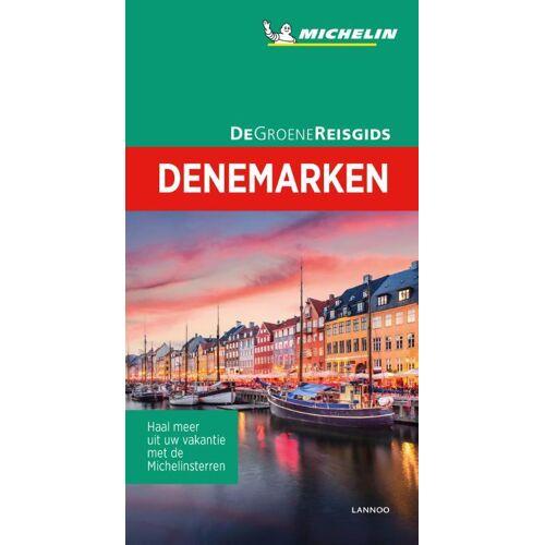Denemarken - (ISBN: 9789401457255)