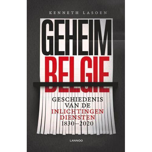 Geheim België - Kenneth Lasoen (ISBN: 9789401458191)