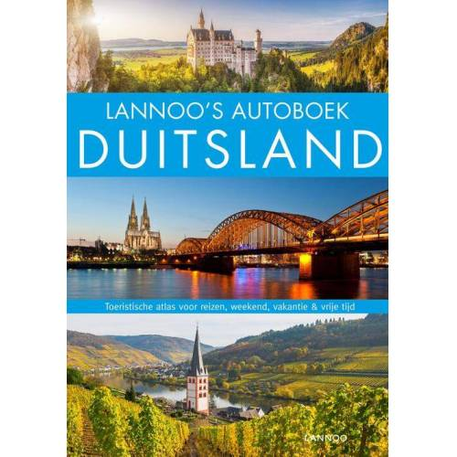 Lannoo's autoboek Duitsland - (ISBN: 9789401458344)