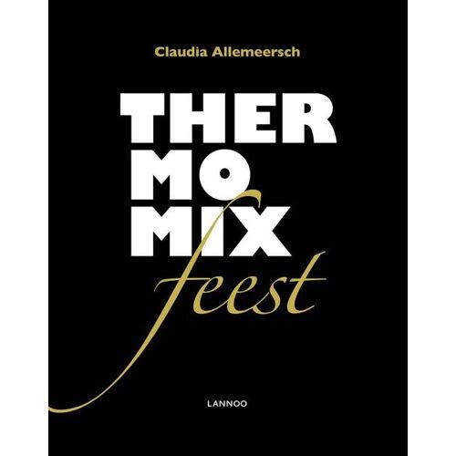 Thermomix Feest - Claudia Allemeersch (ISBN: 9789401463355)