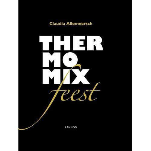 Thermomix feest - Claudia Allemeersch (ISBN: 9789401464338)