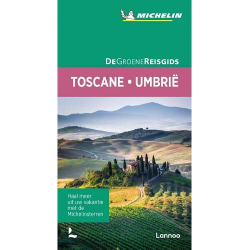 De Groene Reisgids - Toscane / Umbrië - (ISBN: 9789401465267)