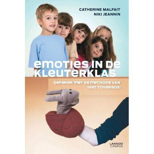 Emoties in de kleuterklas - Catherine Malfait (ISBN: 9789401465588)