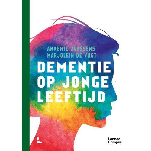 Dementie op jonge leeftijd - Annemie Janssens, Marjolein de Vugt (ISBN: 9789401467186)