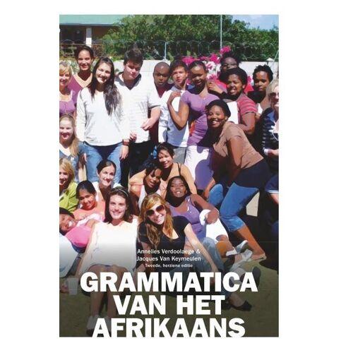 Grammatica van het Afrikaans - Frits Boer, Ramón Lindauer (ISBN: 9789401469258)