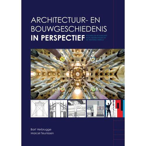 Architectuur- en bouwgeschiedenis in perspectief - Bart Verbrugge, Marcel Teunissen (ISBN: 9789401803014)
