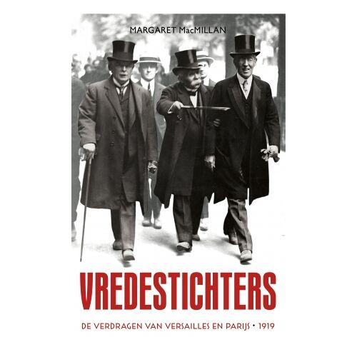 Vredestichters - Margaret Macmillan (ISBN: 9789401914529)