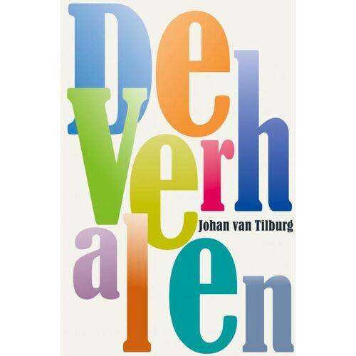 De verhalen - Johan van Tilburg (ISBN: 9789402123180)