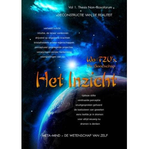 Het inzicht - Woo Tzu (ISBN: 9789402157444)