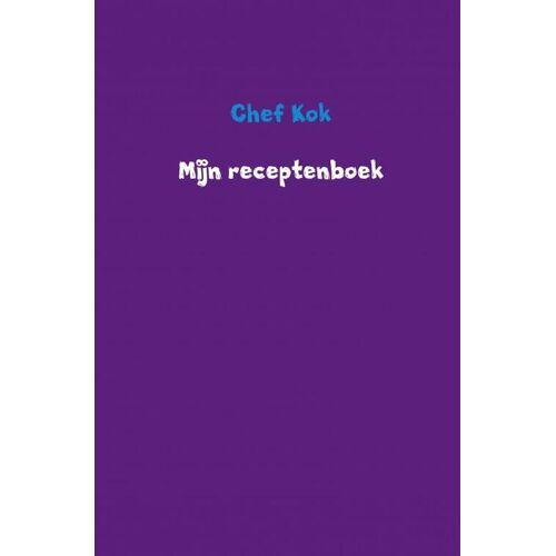 Mijn receptenboek - Chef Kok (ISBN: 9789402192049)