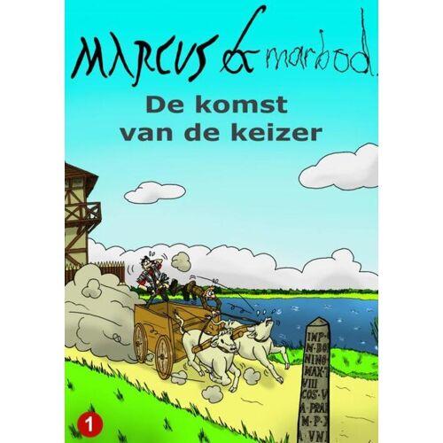 Marcus & Marbod 1 De Komst van de Keizer - Gilivs Gracilis (ISBN: 9789402194555)