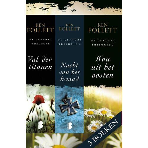 Century-trilogie - Ken Follett (ISBN: 9789402305647)