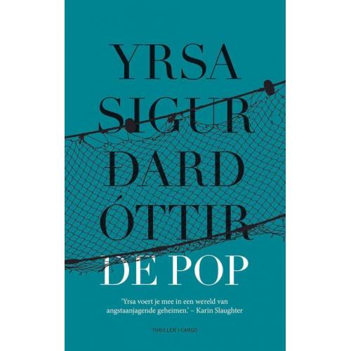 De pop - Yrsa Sigurdardottir (ISBN: 9789403122212)