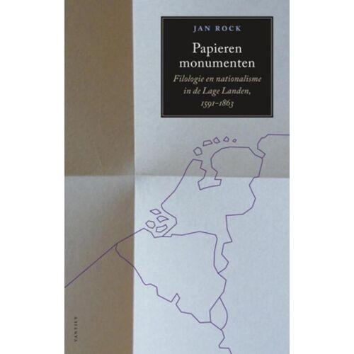 Papieren monumenten - Jan Rock (ISBN: 9789460040917)