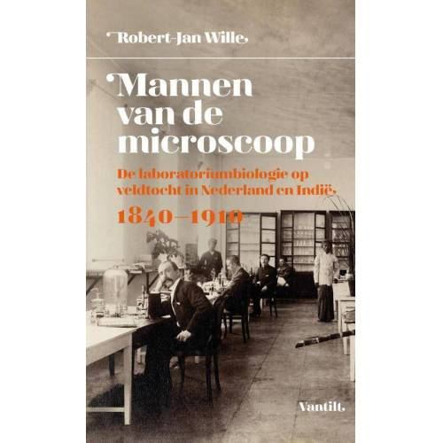 Mannen van de microscoop - Robert-Jan Wille (ISBN: 9789460043796)